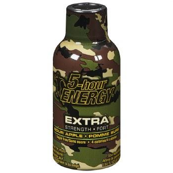 5 Hr Energy Sour Extra