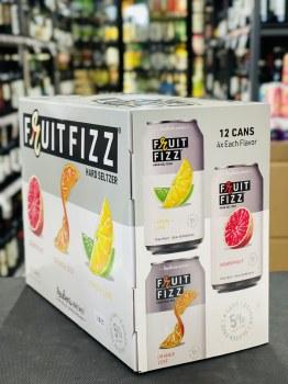 Reubens Fruit Friz Seltzer