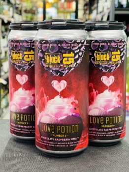 Block 15 Love Potion