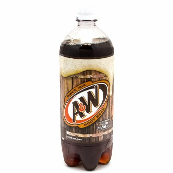 A&w Root Beer 1l