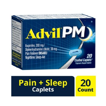 Advil Pm 20pk