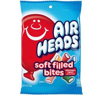 Air Heads Soft Filled Bag