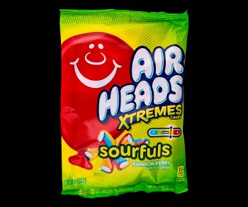 Air Heads Sourpufls