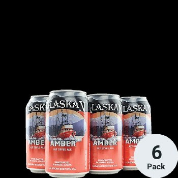 Alaskan Amber 6pk C