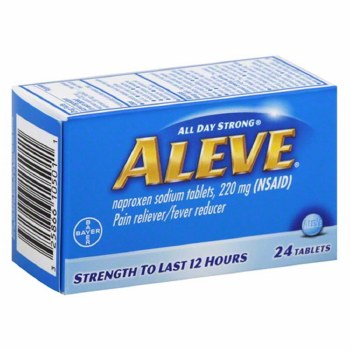 Aleve 24pk Tablets