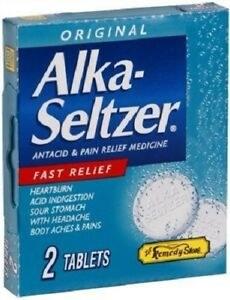 Alka Seltzer 2 Pack