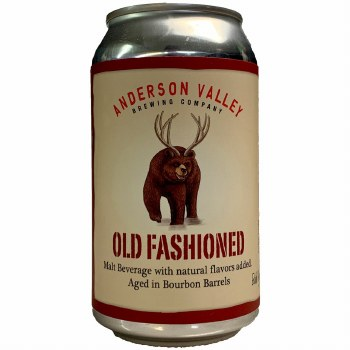 Anderson Valley Bba Old F 4pk