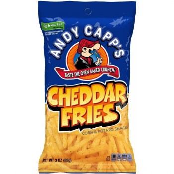 Andys Cheddar Fries 3oz