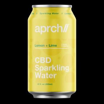 Aprch Lemon+lime Cbd 12oz