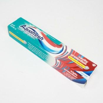 Aquafresh Toothpaste 3oz