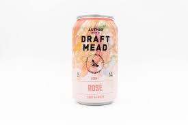 Author Draft Mead Berry Rose