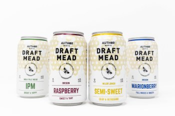 Author Draft Mead Semi-sweet