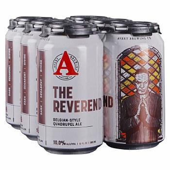 Avery The Reverend Belgium Q