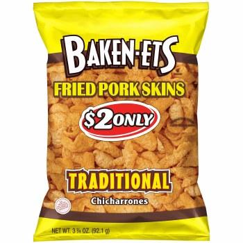 Baken-ets Fried Pork Skins