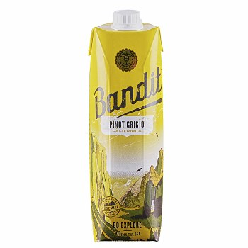 Bandit Pinot Gri 1l