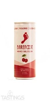 Barefoot Seltzer Cherry