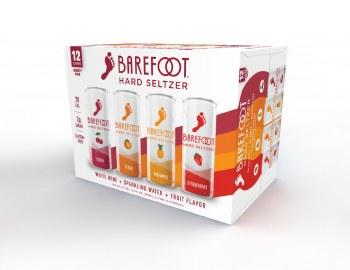Barefoot Wine Seltzer