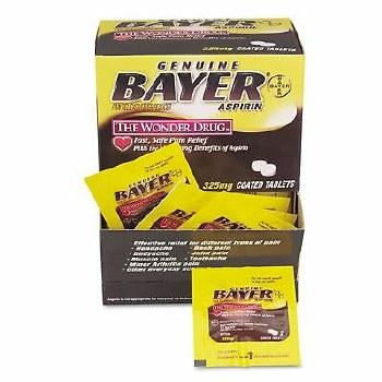 Bayer 2pk Tablets