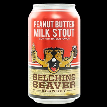 Belching Beaver Peanut B Stout