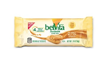 Belvita Peanut Butter