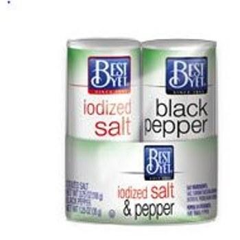 Best Yet Salt/pepper
