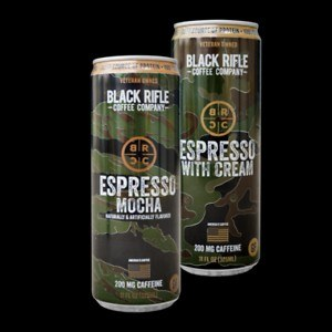 Blk Rifle Coffee Cream 12oz
