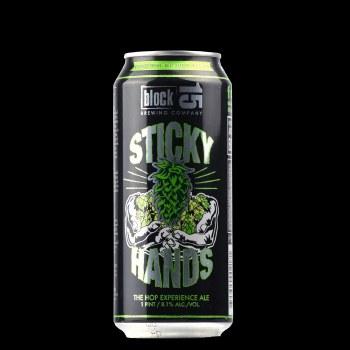 Block 15  Sticky Hands Crosby