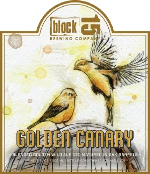 Block15 Golden Canary