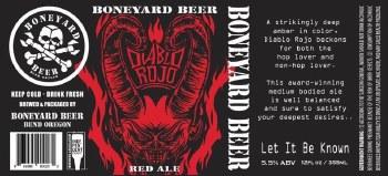 Boneyard Diablo Rojo 6pk C