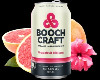 Boochcraft Grapefruit 6pk C