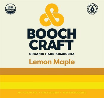 Boochcraft Lemon Maple 6pk C