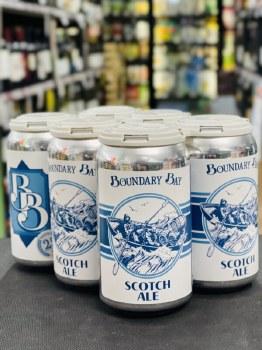 Boundary Bay Scotch Ale