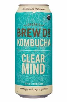 Brew Dr Kom Clear Mind 16oz
