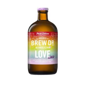 Brew Dr Love Kombucha