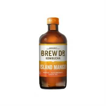 Brew Dr Mango Passion 16oz C