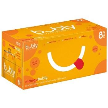 Bubly Mango 8pk