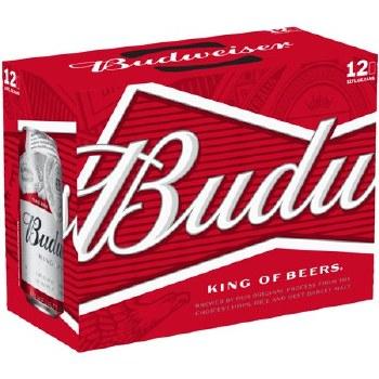 Budweiser 12pk C