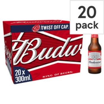 Budweiser 18-20 Pk C