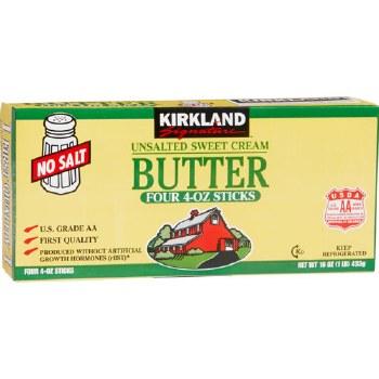 Butter Unsalted 16oz