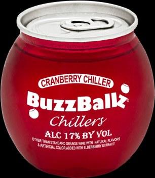 Buzz Ballz Cranberry