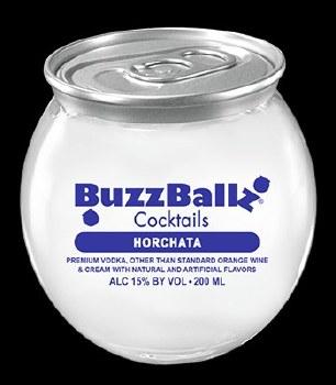 Buzz Ballz Horchata