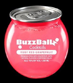 Buzz Ballz Ruby Red Grapefruit