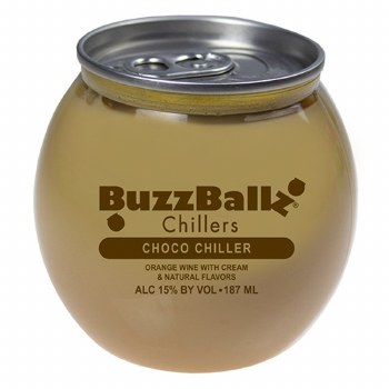 Buzzbalz Chcoclate Chiller
