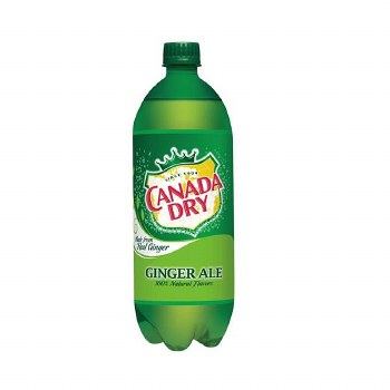 Canada Dry Gingerale 1 Liter