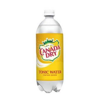 Canada Dry Tonic 1liter