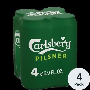 Carlsberg Lager 4pk C