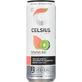 Celsius Sparkling Guava