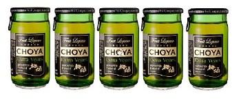 Choya Umeshu 5 Pack