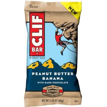 Cliff Bar Peanut Butter Banana