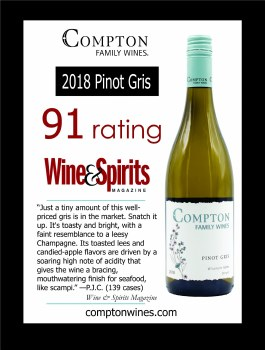 Comton Pinot Gris